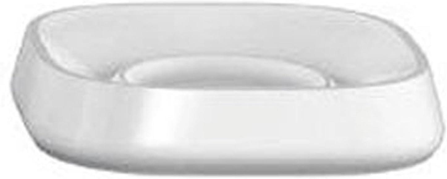 Kleine Wolke 5064114853 Trixy Porte-Savon Plastique Blanc 40 x 30 x 10 cm
