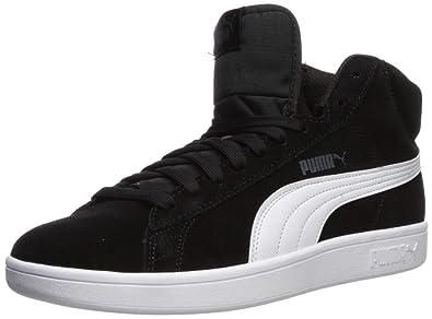 sale retailer b3b6e 61695 PUMA Men's Smash V2 Mid Sneaker