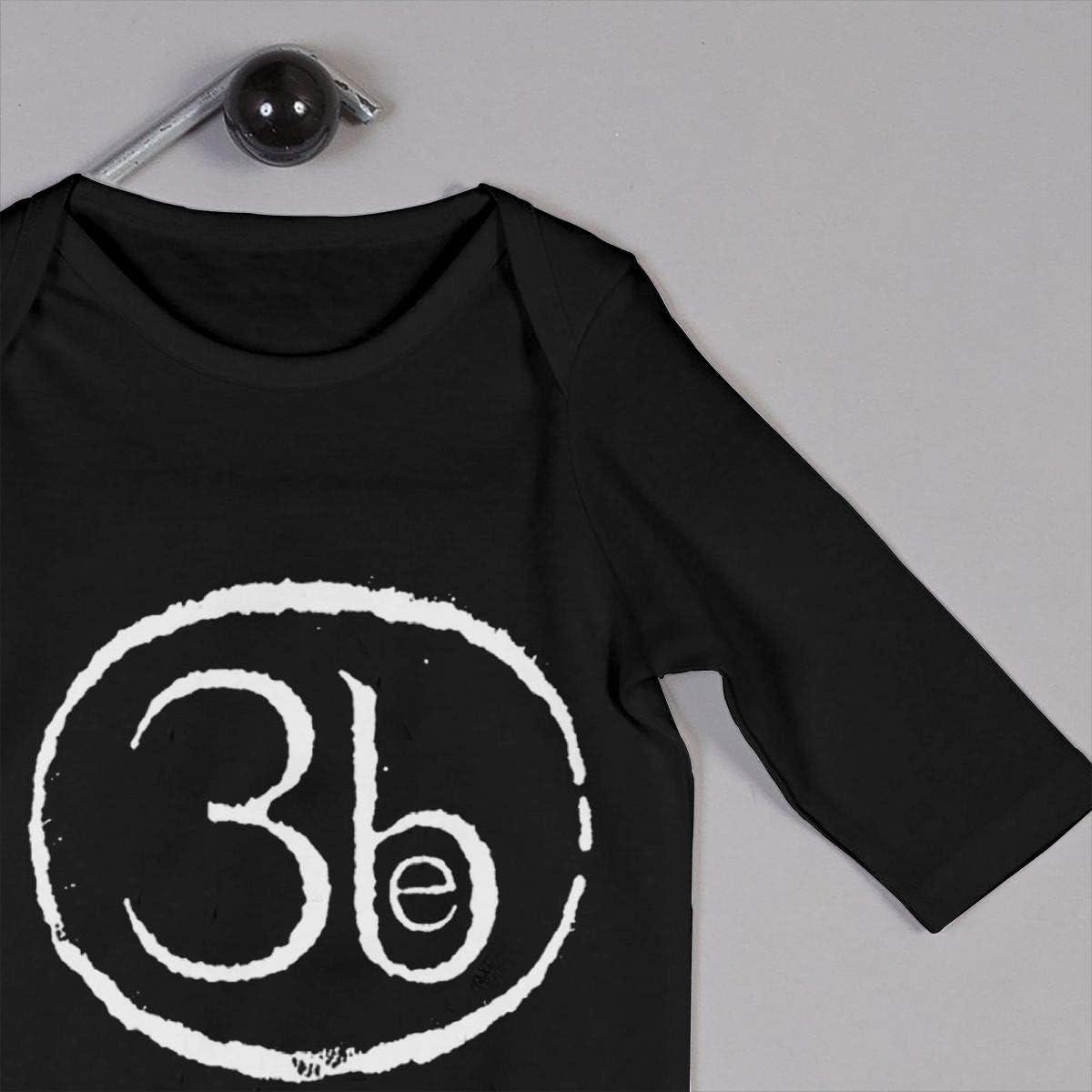 Third Eye Blind Boys//Girls Baby Cotton Long Sleeve Romper Warm Bodysuit
