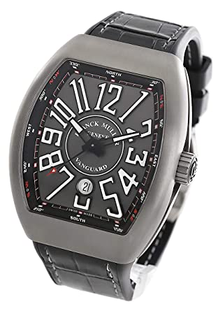 buy online 74126 20655 Amazon | フランクミュラー メンズ腕時計 ヴァンガード V45SCDT ...