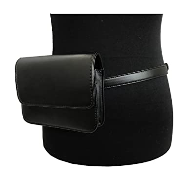 Curvy XL XXL XXXL Simply Cute Women s Waist Pack Solid Fanny Pack Fashion  Belt 6261cf3a6d7e
