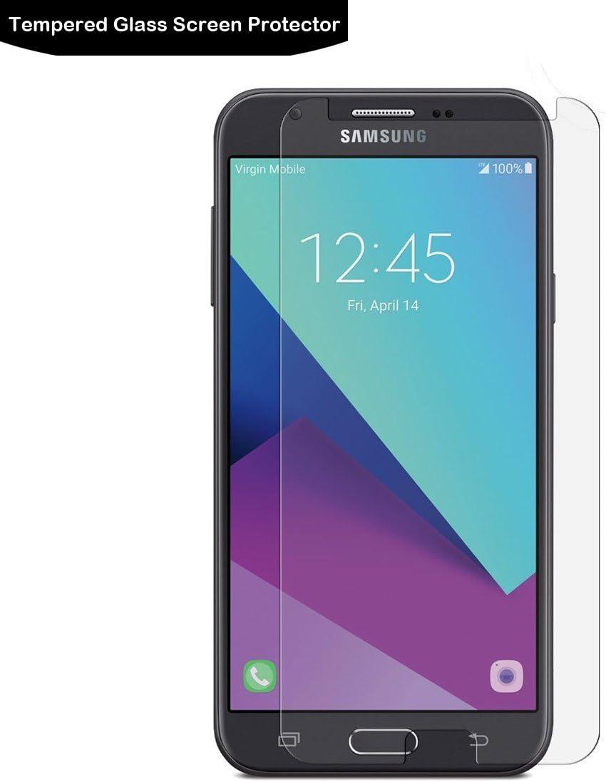Samsung Galaxy J7 Pro Protector de pantalla – lokeke templado ...
