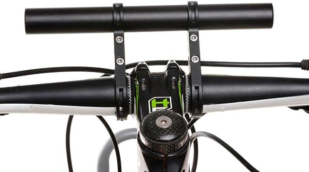 Bicicleta linterna, bobogo linterna soporte manillar bicicleta ...