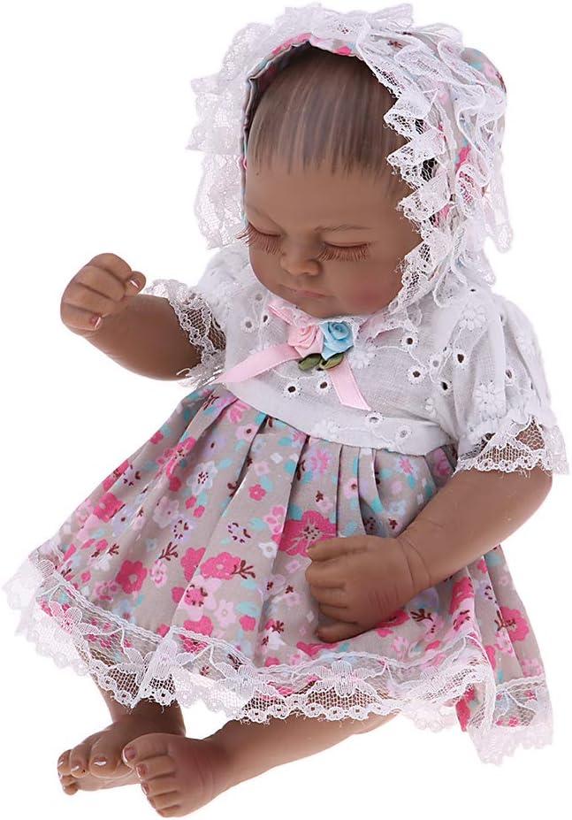 Amazon.es: P Prettyia 26cm Modelo de Muñeca Renacido de Vida Real ...