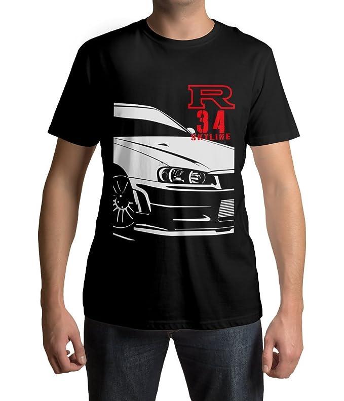 Shattered Letters G T R GTR T Shirt