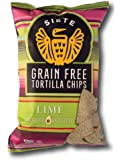 Siete Lime Flavor Tortilla Chips, Grain Free, Paleo, Vegan - 5 Ounce (1 Pack)