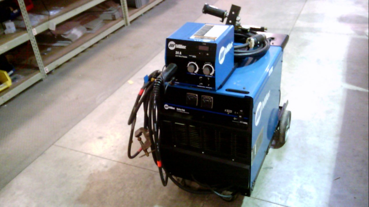 Miller Delta-Fab, Cv-Dc Welding Power Source, Input: 230/460/575 V, Delta-Fab: Amazon.com: Industrial & Scientific