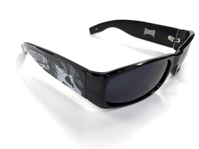 Authentic Dyse One Shades Barrio Impala Car Clown Black Sunglasses California Lowrider Style