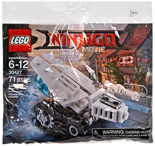 LEGO The Ninjago Movie Ice Tank Set (30427) Bagged (Tank Lego)