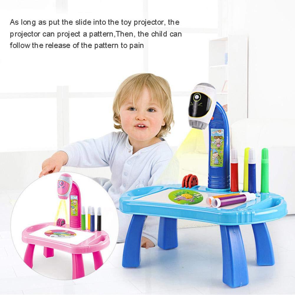 Juguete de escritorio de dibujo para niños, conjunto de juguetes ...