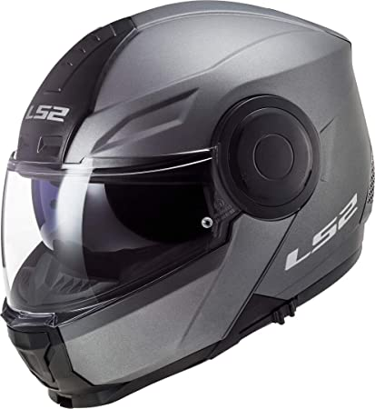 Amazon.es: LS2 FF902 Scope Solid - Casco de moto