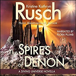 The Spires of Denon