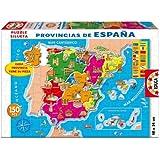 Educa Borrás - 150 Provincias España (14870)