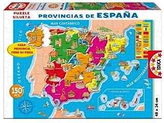 Educa Borrás–150Provincias Spagna Educa -Borrás 14870