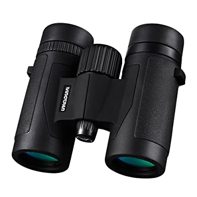 Wingspan Optics FieldView 8X32 Compact Binoculars