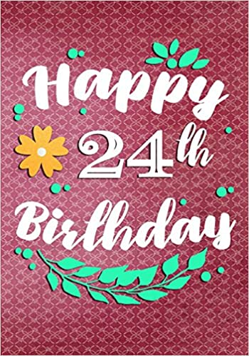 happy 24th birthday birthday gifts for her birthday journal