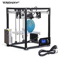 tronxy X5Impresora 3d Kit DIY aluminio con pantalla LCD alta precisión 3d printer grandes Impresión Tamaño 210* 210* 280mm