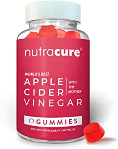 Amazon.com: Apple Cider Vinegar Gummies - Raw, Organic
