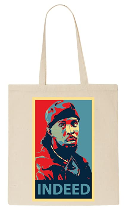Omar The Wire Indeed T Shirt Tote Bag