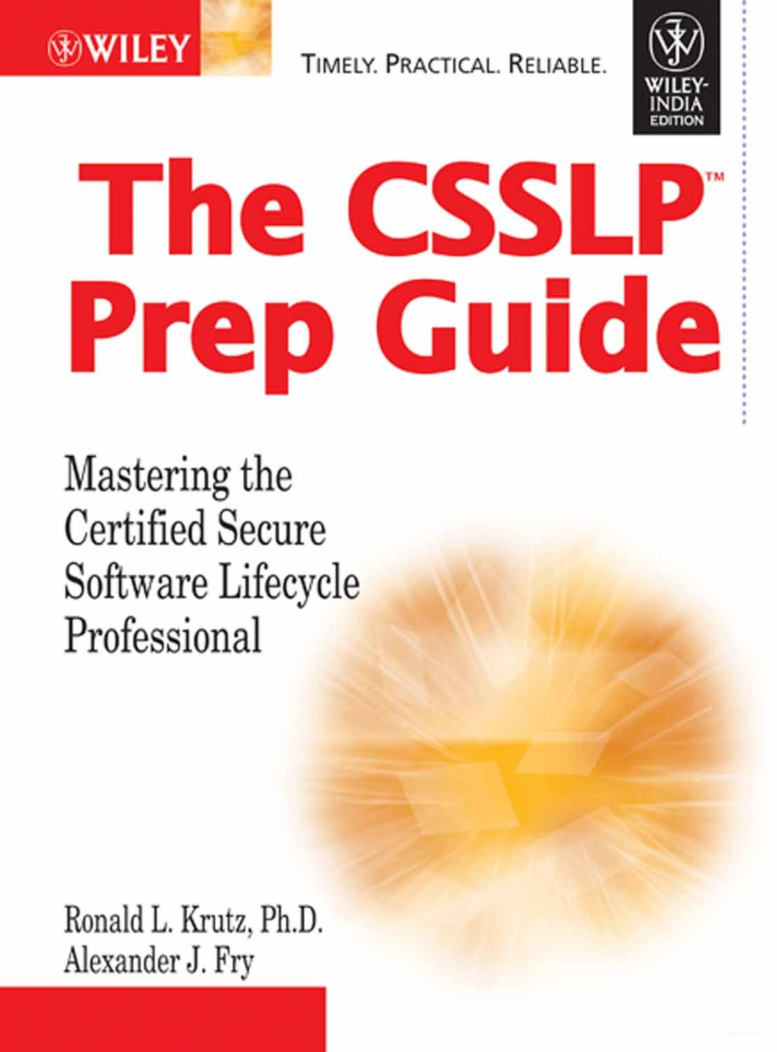 Buy The Csslp Prep Guide Mastering The Certified Secure Software
