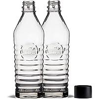mySodapop glaskaraff 2 flaskor 850 ml klar