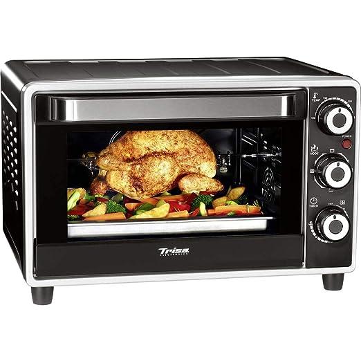 Trisa Electronics Forno Gusto horno tostador 23 L 1600 W - Hornos ...