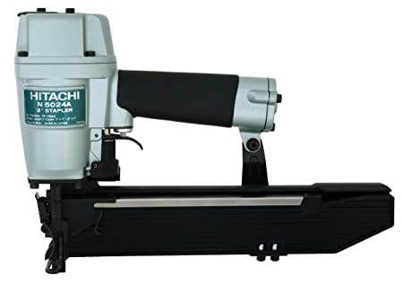 Hitachi N5024A 2-inch Wide Crown Stapler