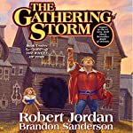 The Gathering Storm: Interview with the Narrators | Kate Reading,Michael Kramer