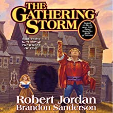 The Gathering Storm: Interview with the Narrators Speech by Kate Reading, Michael Kramer Narrated by Laura Wilson