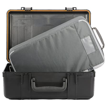 Lowepro Hardside 400 Photo (Black) Camera Cases at amazon