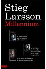 Trilogía Millennium (pack) (Spanish Edition) Kindle Edition