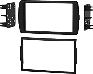 Metra 95-6547B- Dash Kit for Dodge Dakota 2001-04 / Durango 2001-03 Vehicles - Black