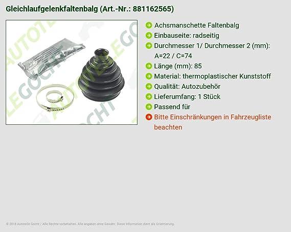 Wix Filters WA6177 RC528379P Filtro Dell/'aria Qualità OE
