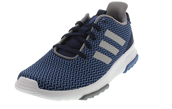 adidas CF Racer TR K, Chaussures de Gymnastique Mixte Enfant, Bleu (Collegiate Navy/Collegiate Navy/Grey Two F17), 38 EU
