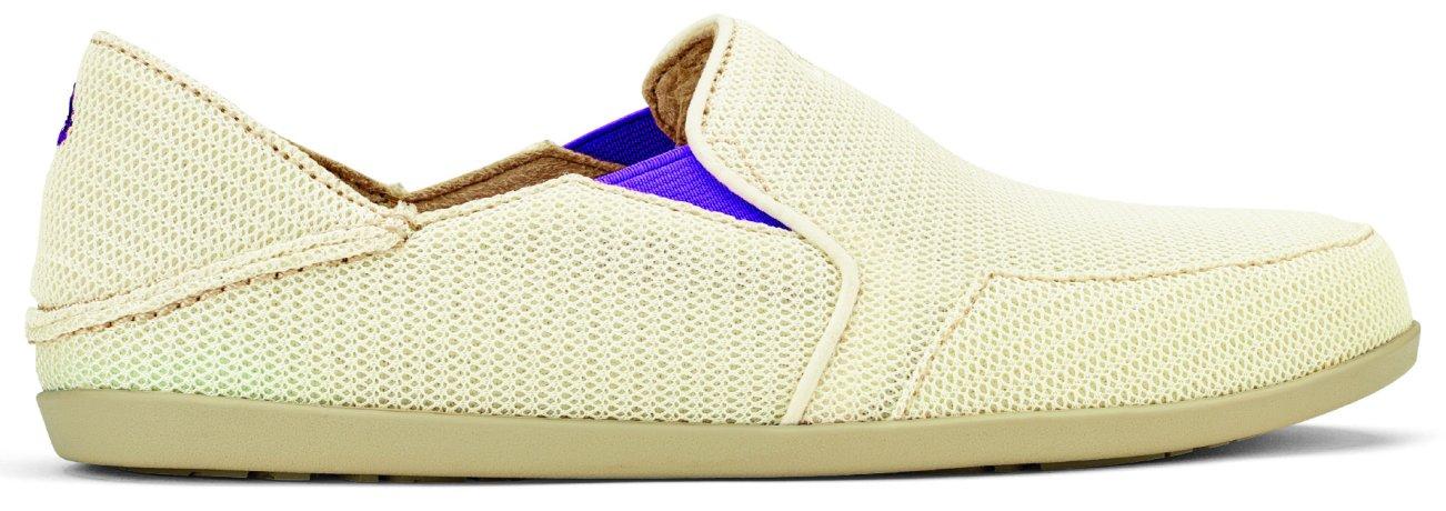 OLUKAI Waialua Mesh Shoes - Women's B01HIF8010 5 B(M) US Off White/Dahlia