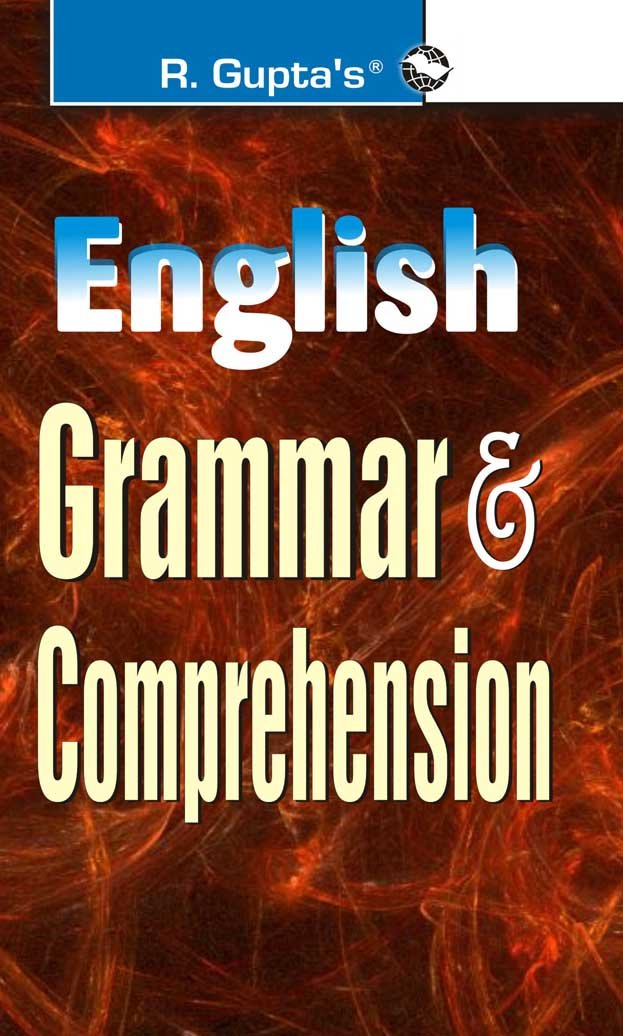 English Grammar & Comprehension: 9788178122052: Amazon.com: Books