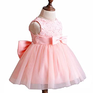 bcbadcc1b7ceb giminuoベビー ドレス 結婚式 フォーマル 女の子 ワンピース ヘアバンド 付き 赤ちゃん お宮参り 出産祝い