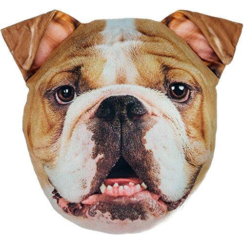 Super Buddies Dog Costume (Bulldog Pillow Plush Pillow)