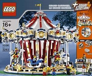 LEGO 10196 Creator - Carrusel grande