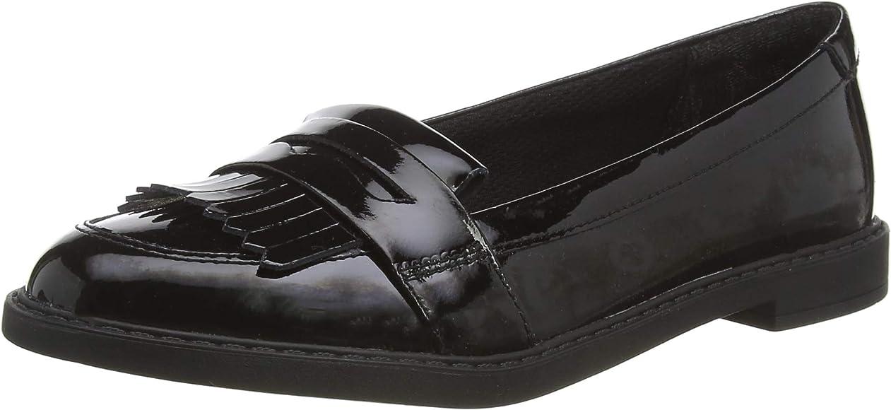 Girls Clarks School Shoes Scala Bright