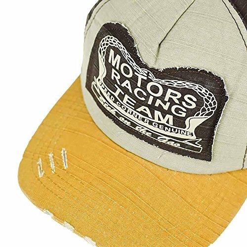 20747305a1f0d UMIPUBO Gorras Beisbol Deportes Unisex Adjustable al Aire Libre Cap clásico  algodón Sombrero Motocicleta Gorras de béisbol (Café)  Amazon.es  Ropa y ...