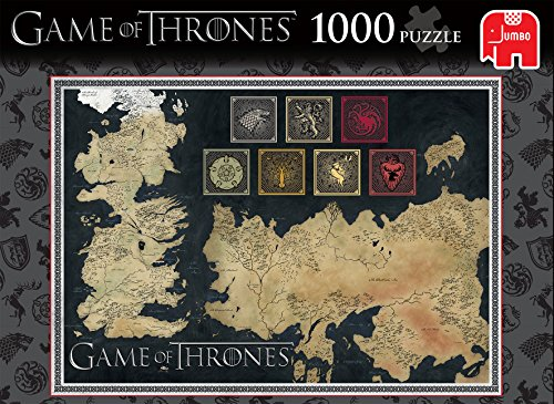Game of thrones map of the known world jigsaw puzzle 1000 pieces game of thrones map of the known world jigsaw puzzle 1000 pieces amazon toys games gumiabroncs Choice Image