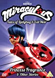 Miraculous: Tales of Ladybug and Cat Noir - Princess Fragrance & Other Stories Vol 3 [OFFICIAL UK RELEASE] [DVD]