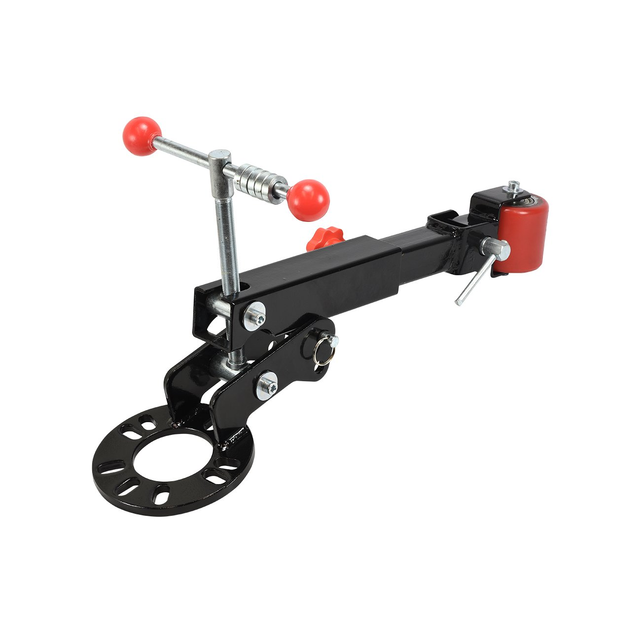 Hiltex 20767L Steel Fender Rolling Tool | Locks on Wheel Mount Lugs | Wheel Arch Flaring, Forming, Extending