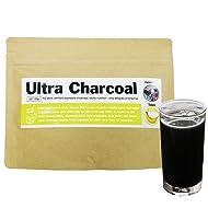 炭 デトックス&ダイエット 低カロリーシェイクジュース(バナナ味 150g 1か月分)by ウルトラチャコール