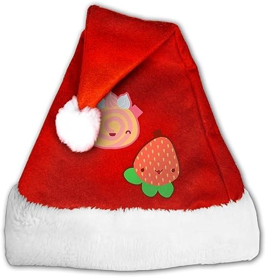 Fresas y cebollas gorro de Navidad para niños y adultos de Papá ...