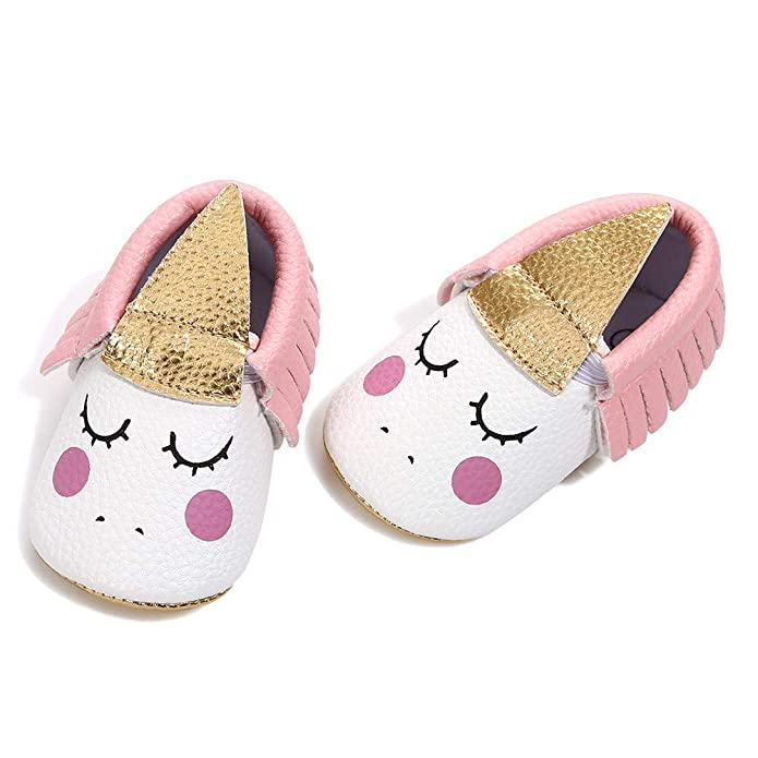 EDTO Baby Girl Eyelash Tassels Fashion Toddler First Walkers Kid Casual Shoes Sneakers
