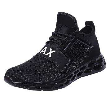 Amazon.com: JJLIKER - Zapatillas de tenis para hombre ...