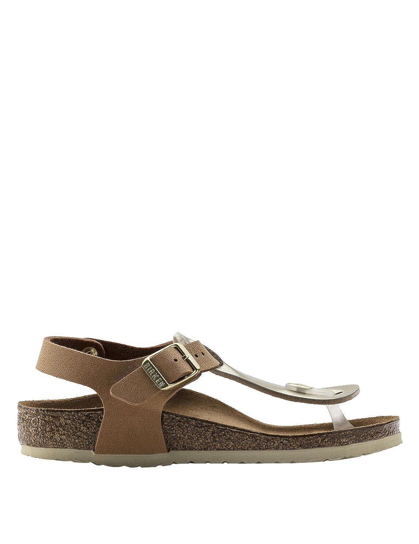 huge selection of c7842 64f49 Amazon.com | Birkenstock Kairo Kids Gold-Brown Sandals Kairo ...