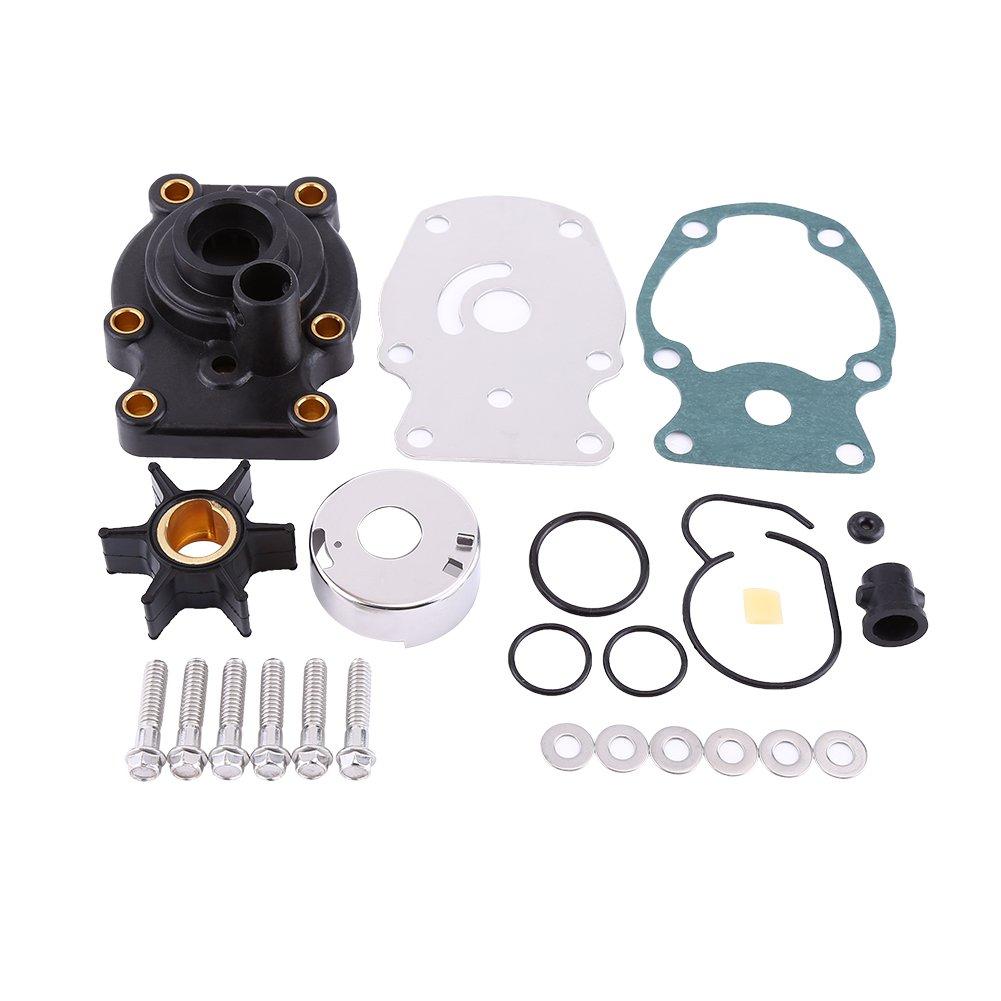 Water Pump Repair Impeller Kit  For Johnson Evinrude 40 48 50 HP Motors 438592